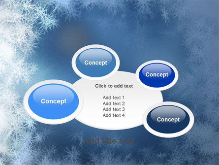 Snow Play PowerPoint Template Slide 16