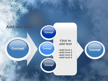 Snow Play PowerPoint Template Slide 17