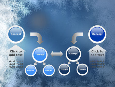 Snow Play PowerPoint Template Slide 19