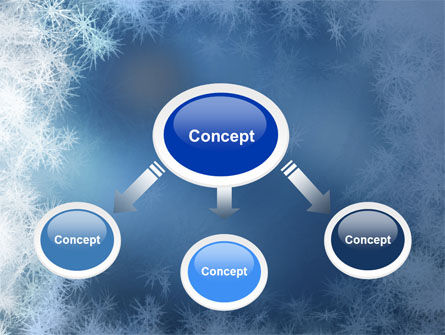 Snow Play PowerPoint Template Slide 4