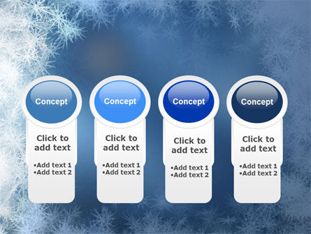 Snow Play PowerPoint Template Slide 5
