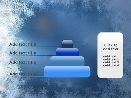 Snow Play PowerPoint Template Slide 8