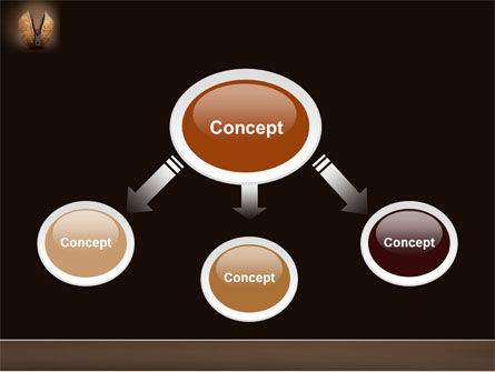 Core PowerPoint Template, Slide 4, 04400, Consulting — PoweredTemplate.com