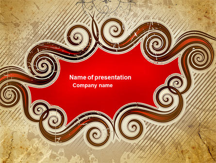 Whimsical Title PowerPoint Template
