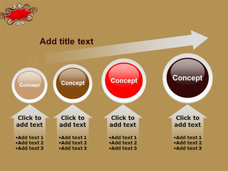 Whimsical Title PowerPoint Template Slide 13