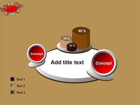Whimsical Title PowerPoint Template Slide 16