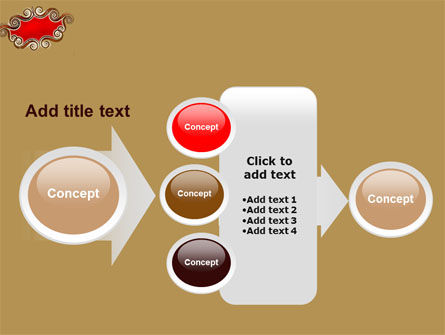 Whimsical Title PowerPoint Template Slide 17