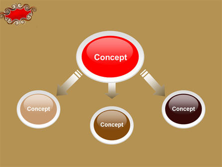 Whimsical Title PowerPoint Template Slide 4
