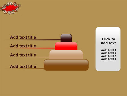 Whimsical Title PowerPoint Template Slide 8