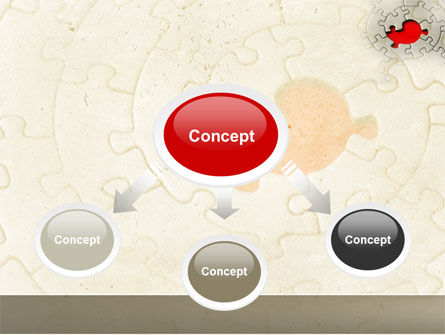 Conundrum PowerPoint Template, Slide 4, 04413, Business Concepts — PoweredTemplate.com