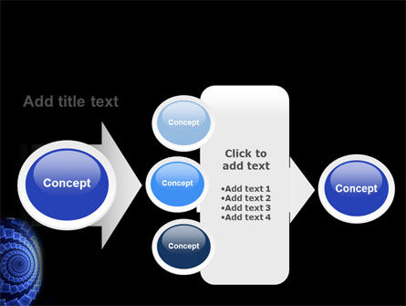 Free Helical PowerPoint Template Slide 17