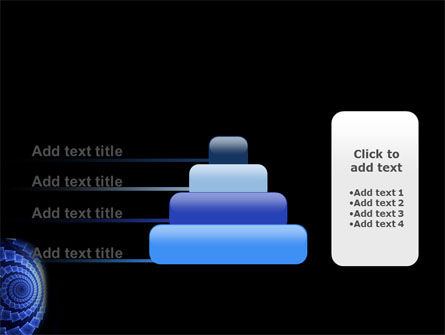 Free Helical PowerPoint Template Slide 8