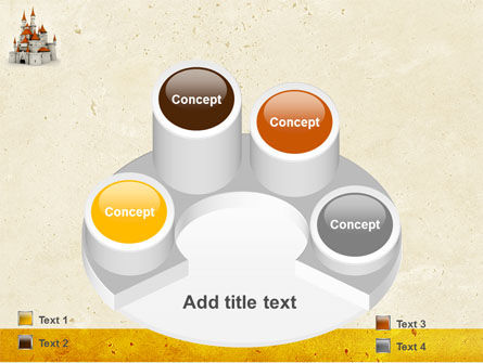 Castle PowerPoint Template Slide 12