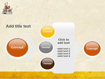 Castle PowerPoint Template Slide 17