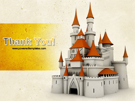 Castle PowerPoint Template Slide 20