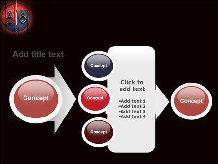 Zen Door PowerPoint Template Slide 17