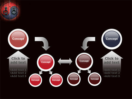 Zen Door PowerPoint Template Slide 19