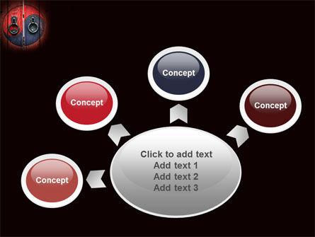 Zen Door PowerPoint Template Slide 7
