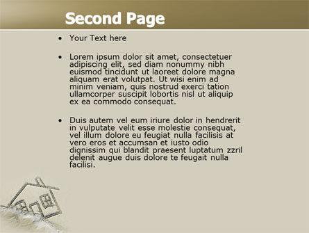 House Loan PowerPoint Template, Slide 2, 04433, Financial/Accounting — PoweredTemplate.com