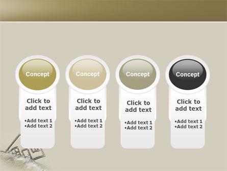 House Loan PowerPoint Template Slide 5