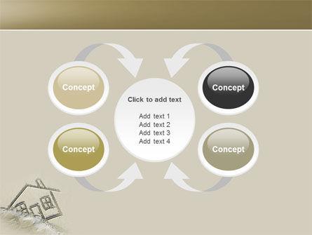 House Loan PowerPoint Template Slide 6