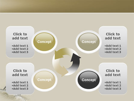 House Loan PowerPoint Template Slide 9