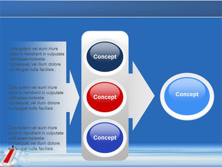 Success Way PowerPoint Template Slide 11