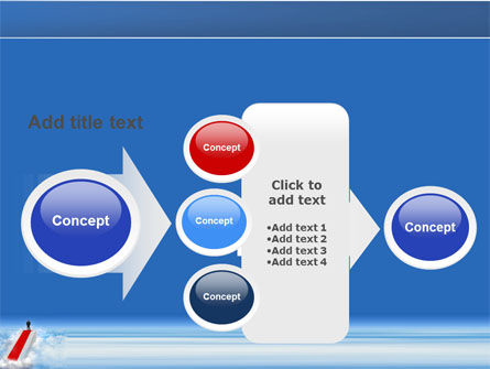 Success Way PowerPoint Template Slide 17