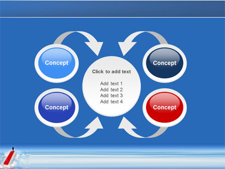 Success Way PowerPoint Template Slide 6