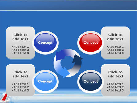 Success Way PowerPoint Template Slide 9