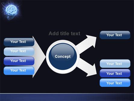 Brain Waves PowerPoint Template Slide 14