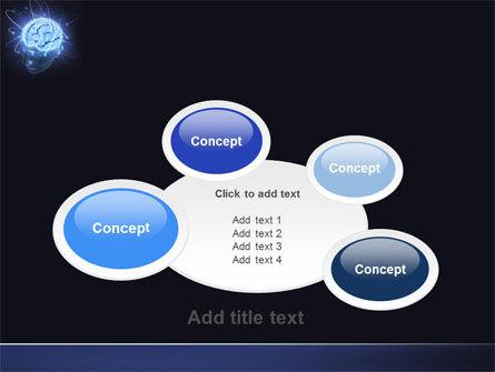Brain Waves PowerPoint Template Slide 16