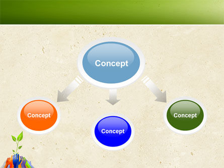 Ecology Building PowerPoint Template Slide 4