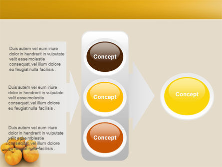 Yellow Apples PowerPoint Template Slide 11