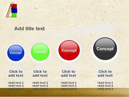 Ladder PowerPoint Template Slide 13
