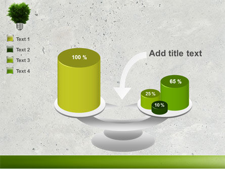 Green Energy PowerPoint Template Slide 10