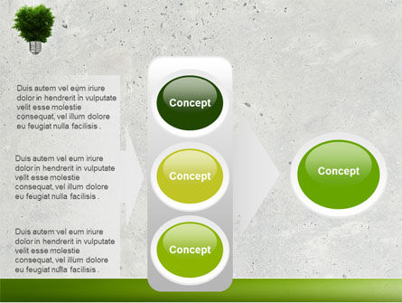 Green Energy PowerPoint Template Slide 11
