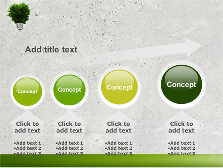 Green Energy PowerPoint Template Slide 13