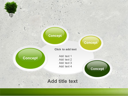 Green Energy PowerPoint Template Slide 16