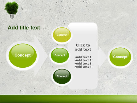 Green Energy PowerPoint Template Slide 17