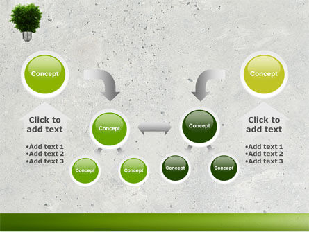 Green Energy PowerPoint Template Slide 19