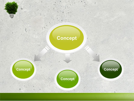 Green Energy PowerPoint Template Slide 4