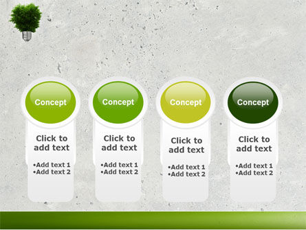 Green Energy PowerPoint Template Slide 5