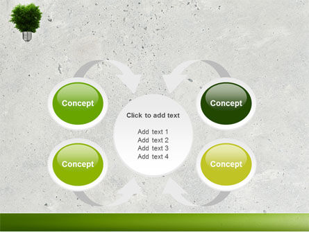 Green Energy PowerPoint Template Slide 6