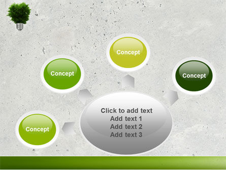 Green Energy PowerPoint Template Slide 7