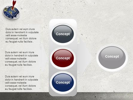 World Target PowerPoint Template Slide 11