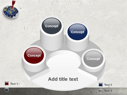 World Target PowerPoint Template Slide 12