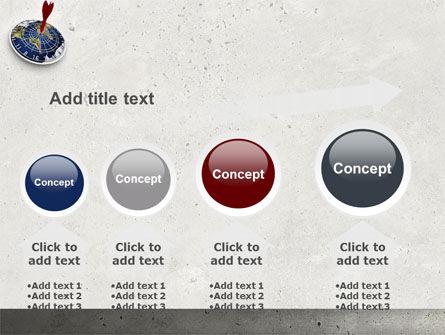 World Target PowerPoint Template Slide 13