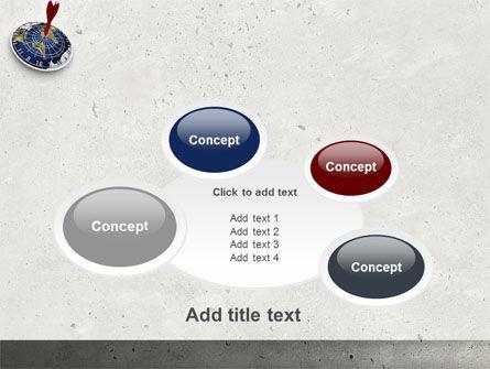 World Target PowerPoint Template Slide 16