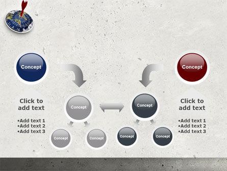 World Target PowerPoint Template Slide 19